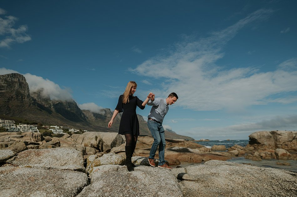 Cape Town Engagement session - Lions Head - Engagement session - cape town photographers - Duane Smith Photography - Chris & Julie-94