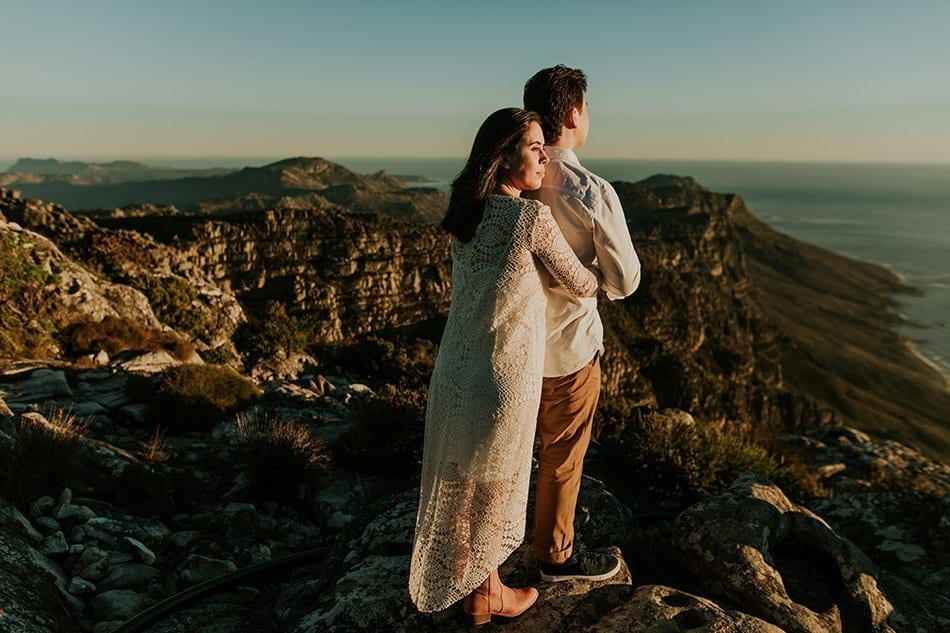 CAPE TOWN WEDDING PHOTOGRAPHER - Rustic nightjar wedding venue - De Uijlenes wedding - destination wedding - table mountain elopement