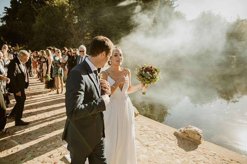 Elandskloof Wedding Photography | Beautiful Barn Wedding | Greyton