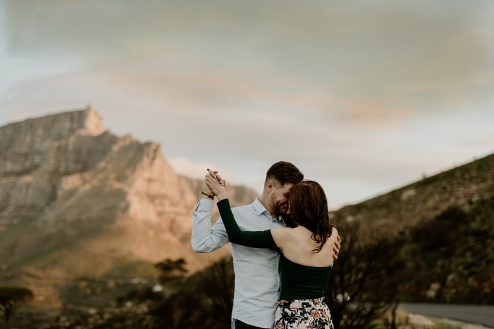 BELOVED CAPE TOWN ENGAGEMENT SESSION