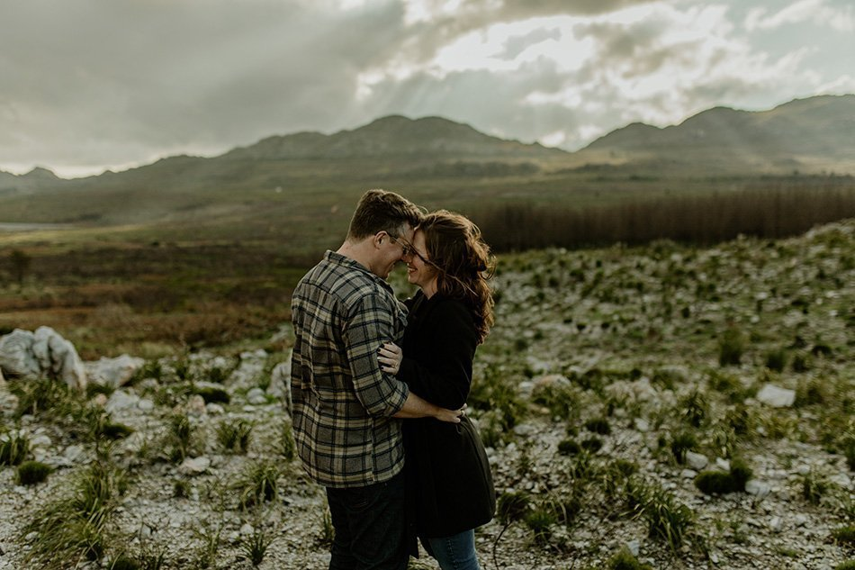 Mountain Range Engagement session | Wild Forest Engagement | Somerset West Engagement photographer | Duane Smith Photography | Allan & Sherri engagement 29 copy