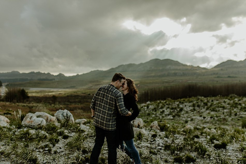 Mountain Range Engagement session | Wild Forest Engagement | Somerset West Engagement photographer | Duane Smith Photography | Allan & Sherri engagement 27 copy