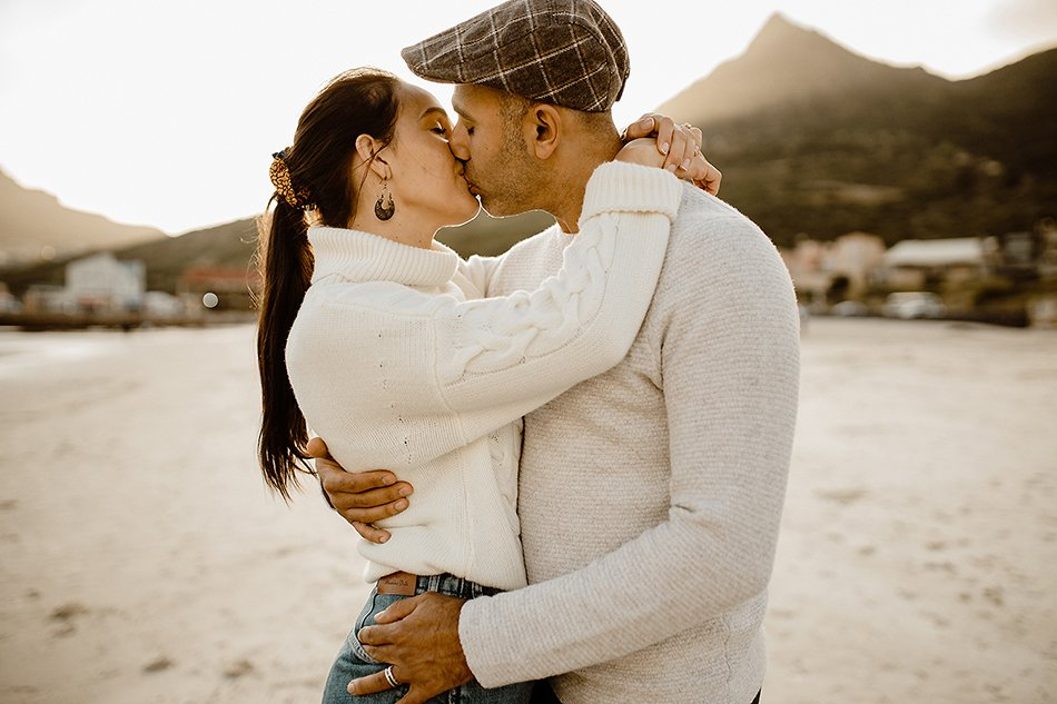 Oceanside engagement session - chapmens peak, Hout bay - Cape town engagement photos - karim & marelize (13)
