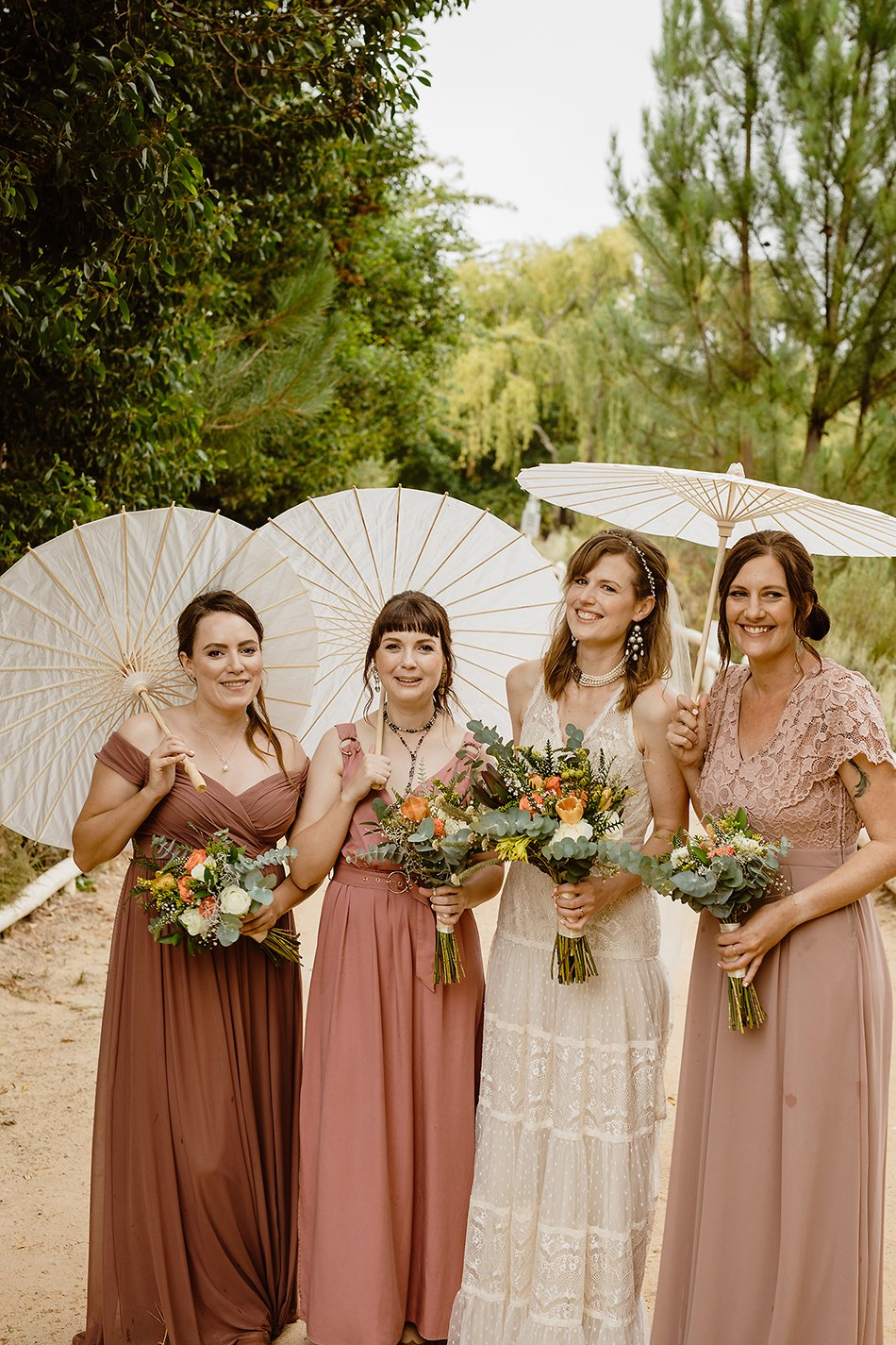 wedding at old mac daddy - elgin valley river - boho styled woodlands wedding - duane smith photography - michelle & matthew - married (3)